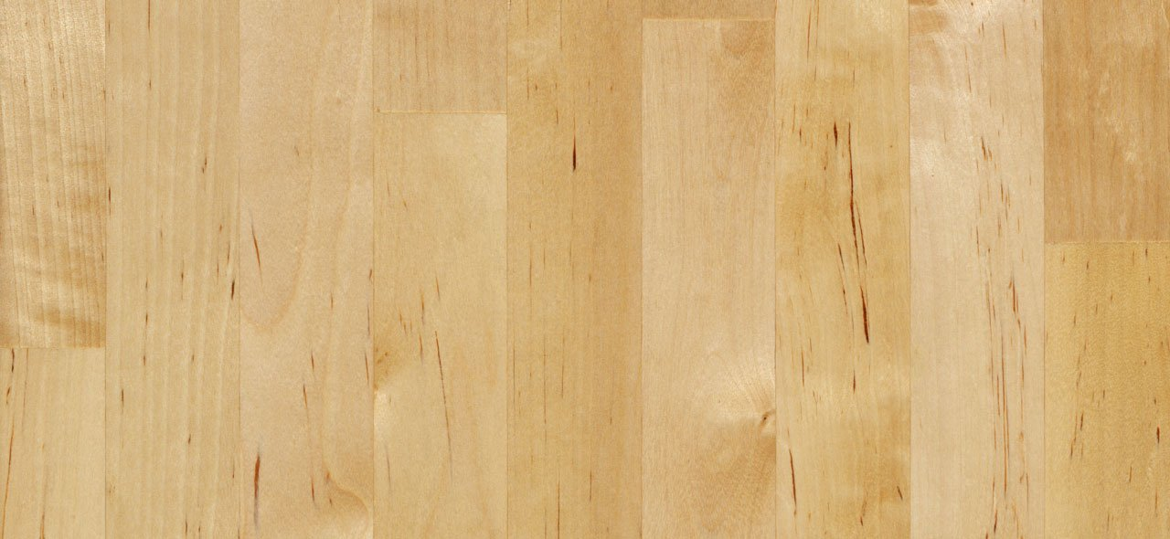 Maple hardwood flooring texture closeup.