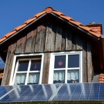 Home energy panels