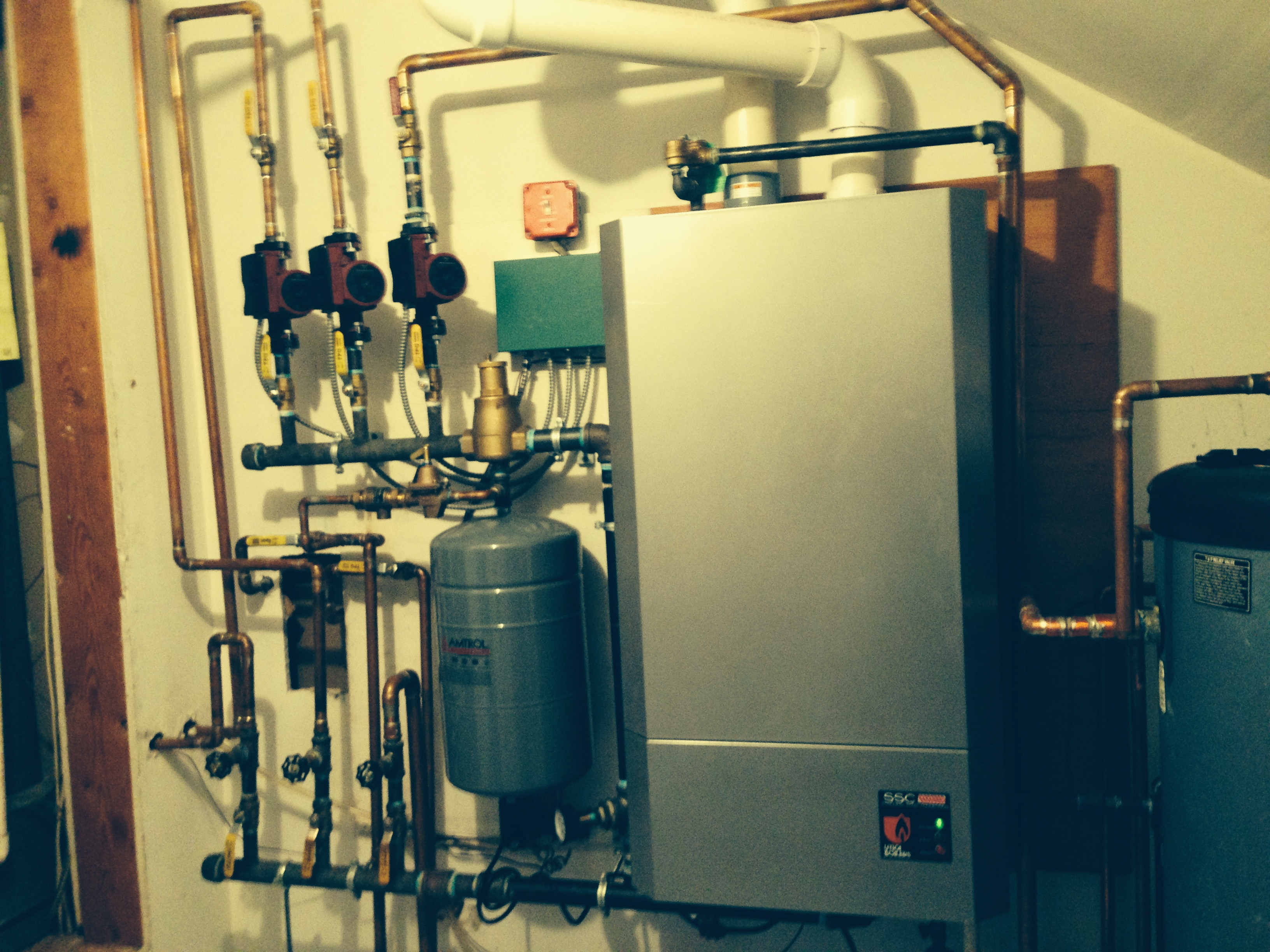 Understanding steam boiler heating systems homeadvisor for Electrical heating systems for homes