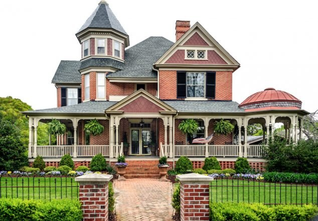 A complete guide to victorian home styles features plans for Design homes iowa