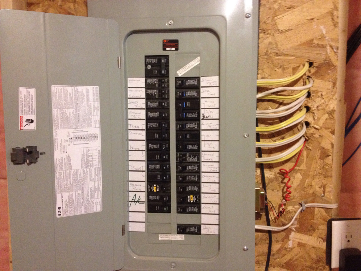 Home Wiring Basics Library Circuit For A Contractor