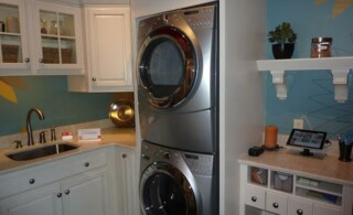 Types of Stackable Washers & Dryers