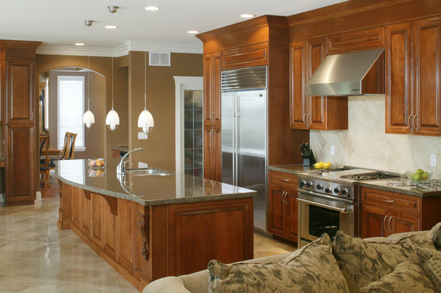 Ideas to highlight or downplay your kitchen cabinets for Cupboard renovation ideas