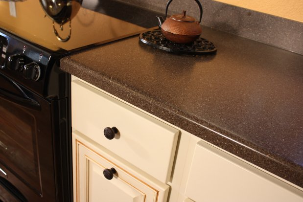 Formica Counters: Better than the Real Thing  Remnant Granite Countertops