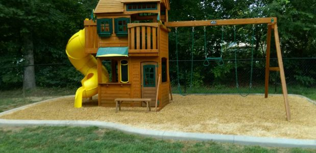 Playground - 7 Steps To A Backyard Playground For Kids Ideas, Advice