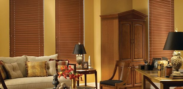 Fabric Vinyl Or Wood Blinds Which Is Right For You