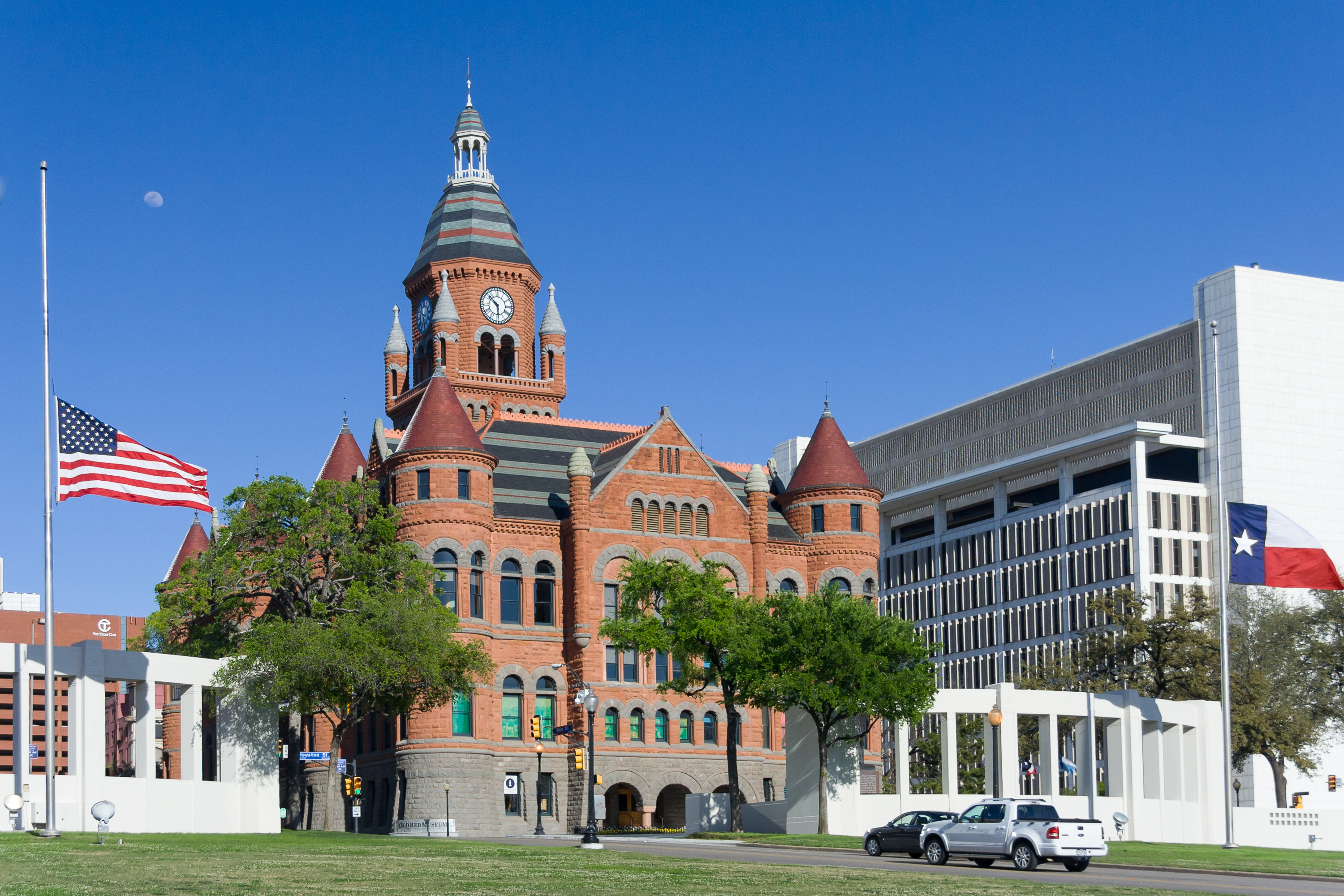 History Of Dealey Plaza In Dallas Texas Homeadvisor