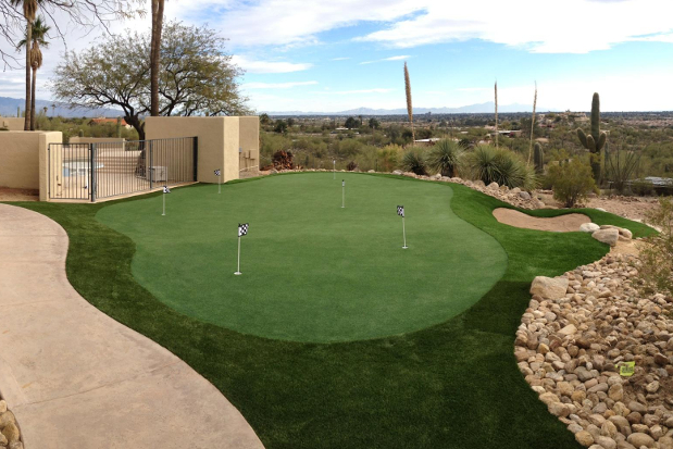 Artificial Putting Green Installation The Ultimate