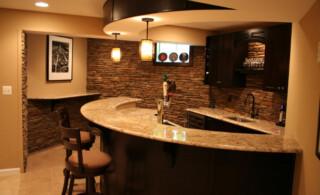 Wet Bar - Cool Home Improvement