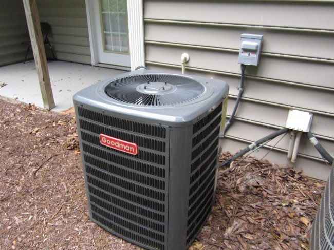 Cooling And Heating Unit Covers : Installing hvac and ductwork how to save where spend