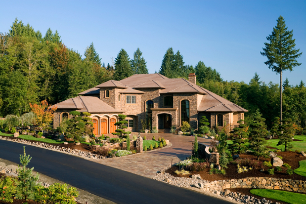 Home Exterior With Curb Appeal