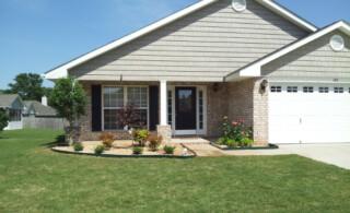 Modest Home Exterior