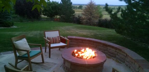 Enjoy Summer Nights With An Outdoor Fire Pit