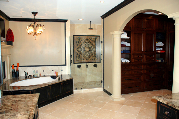 Bathroom Wall Tile Ideas - design, types, shower, cost & installation