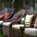 furniture outside
