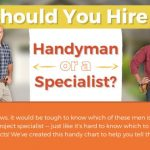 Should You Hire a Handyman or a Specialist?
