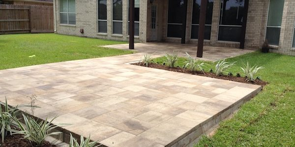 Outdoor Patios Resurfacing