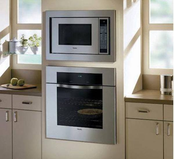 A Wall Oven Is An Oven Unit That Is Installed Higher On The Wall In Your  Kitchen Rather Than On The Floor. These Ovens Have Lots Of Advantages Over  ...