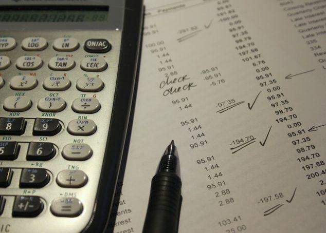 Tax credit accounting