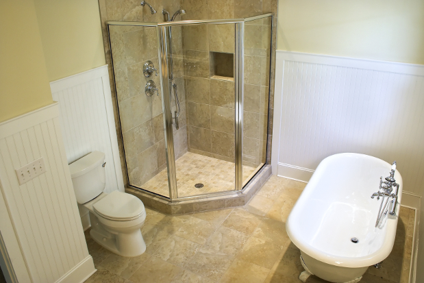 Level Out Bathroom Floor : Leveling a bathroom floor steps and tips