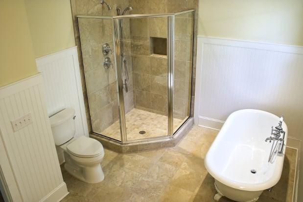 Level A Bathroom Floor : Leveling a bathroom floor steps and tips
