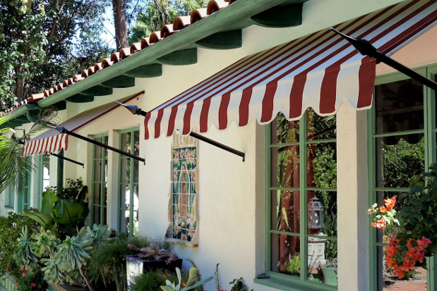 awning fabric canvas choices replace brands installation
