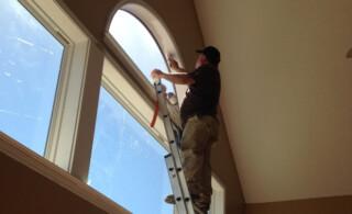 Interior Paint Preparation