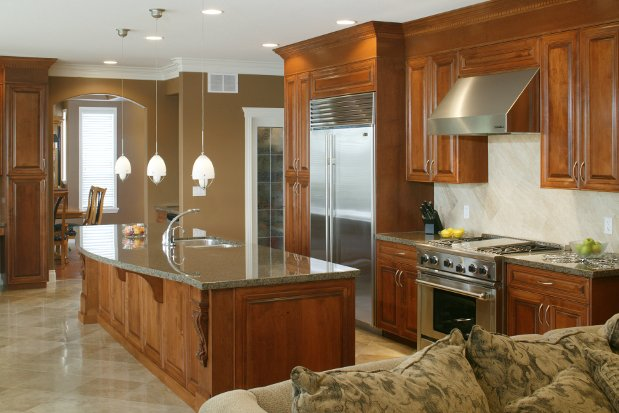 Cabinet and countertop contractors refurbishing for Kitchen remodel styles