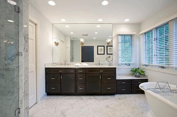 the hottest trends in modern bathroom design