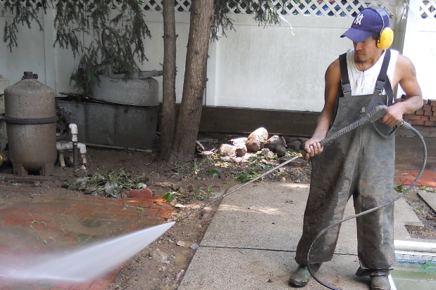 Pressure Washing Contractor