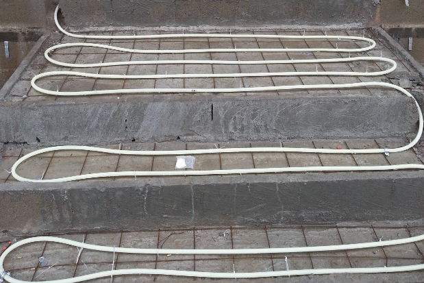Radiant floor heating 101 tips and advice Radiant floors