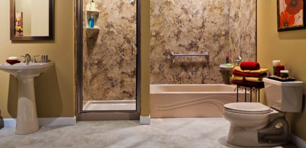 Common Luxury Acrylic Showers And Bathtubs - Alenco bathroom remodel