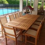 Teak Furniture Lasts a Lifetime