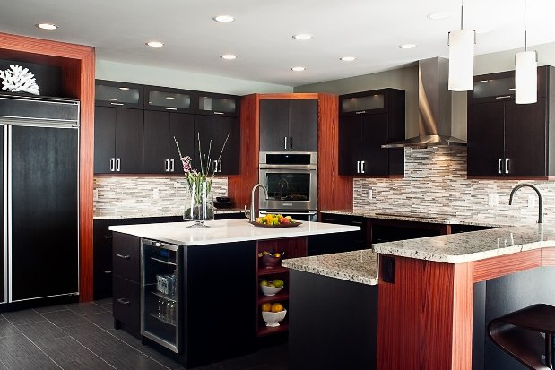 Modern Kitchens And Budget Kitchen Design