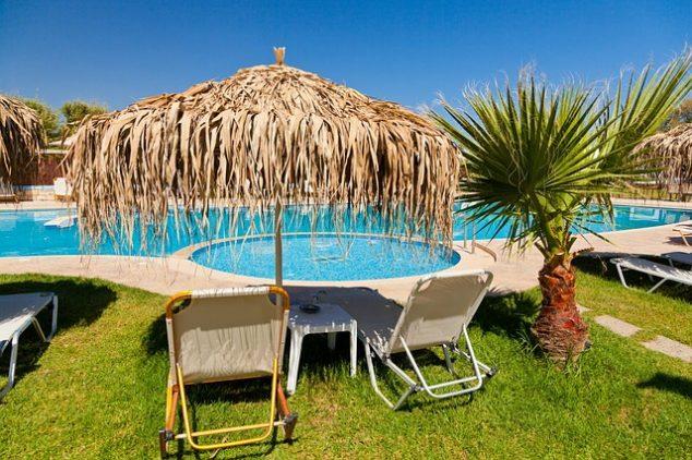 Hawaiian pool