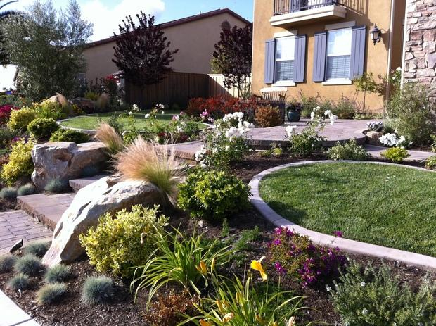 landscape design ideas - Residential Landscape Design Ideas