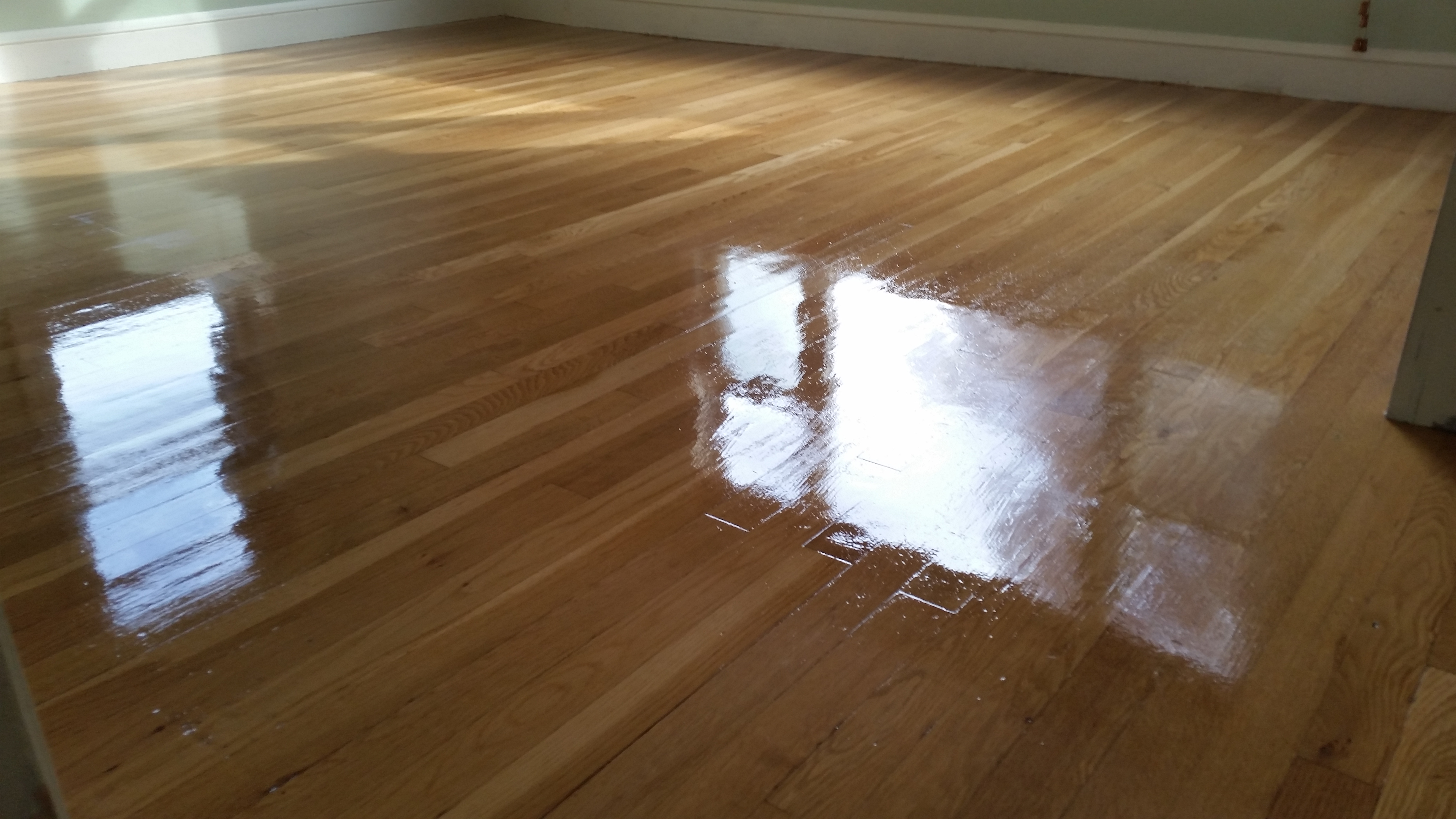 Refinishing Your Hardwood Floors Are They Ready