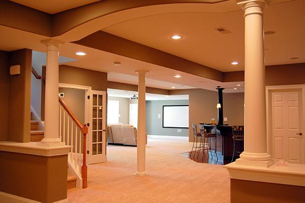 Basement Remodels considerations & costs for a basement remodel | homeadvisor