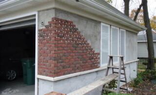 brick-veneer