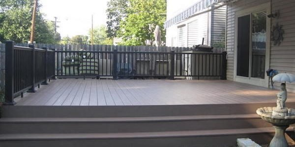 How To Maintain A Painted Wood Deck