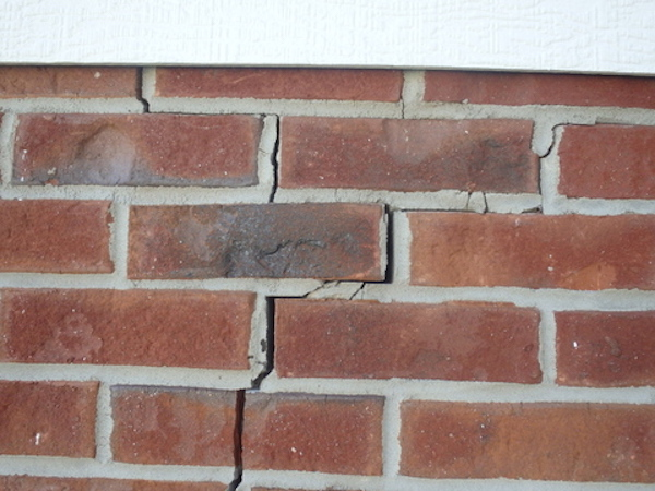 Cracked Foundations Foundation Cracking