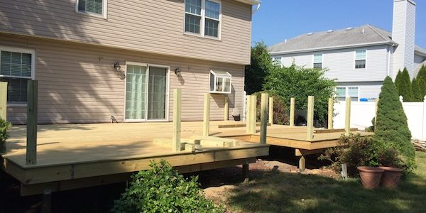 Diy Deck This Is The First Part Of A Three Series To Guide You Through Constructing Raised Attached While We Won T Specifically Be Covering
