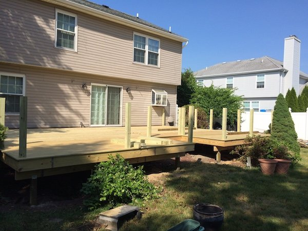 Maryland Decking Deck Company Glen Burnie Md