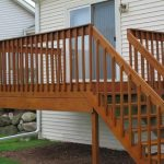 Getting rid of mold under your deck