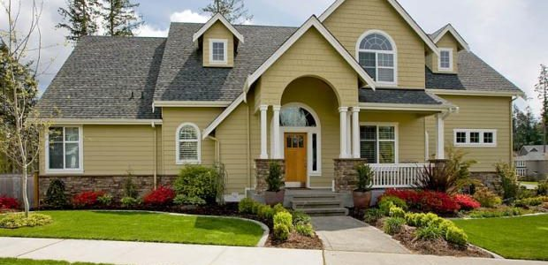 How to prepare for an exterior paint job homeadvisor - Prep exterior walls for painting ...