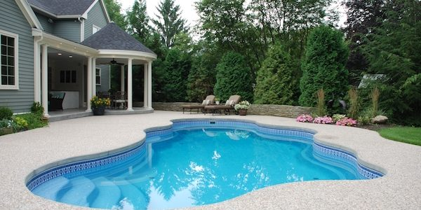 Fiberglass Pools Have Long Held A Reputation As An Easy To Install Faster Alternative Traditional Concrete And Gunite Pool Construction
