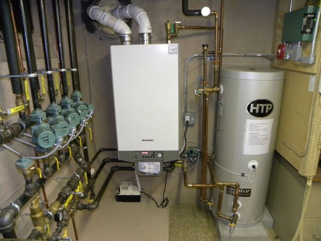 how to tell if.you have a gas water heater