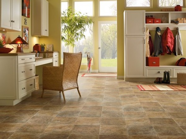Choosing Green Vinyl Or Linoleum Sheet Flooring