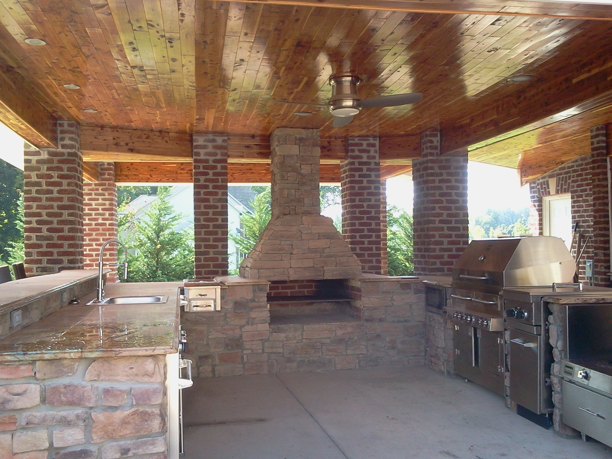 Outdoor Wood Stoves How They Work Pros Amp Cons Homeadvisor