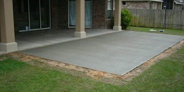 It Is Strong Durable And Versatile Enough To Be Used In Many Lications Additionally Poured Concrete Can Made